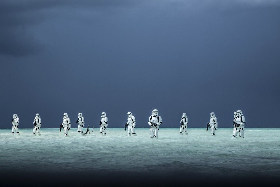 Star Wars Rogue One: Exklusiver Clip - Bild 30 von 84