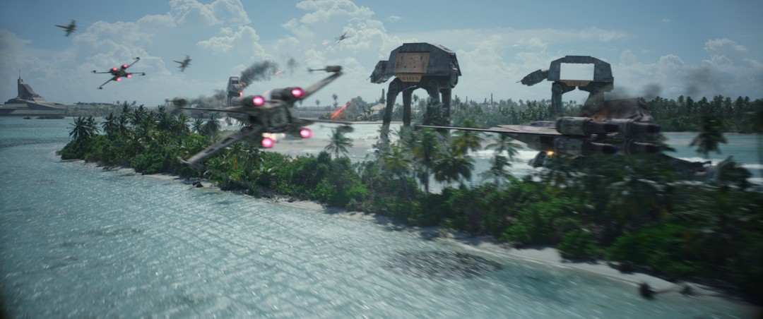 Star Wars Rogue One: Exklusiver Clip - Bild 38 von 84