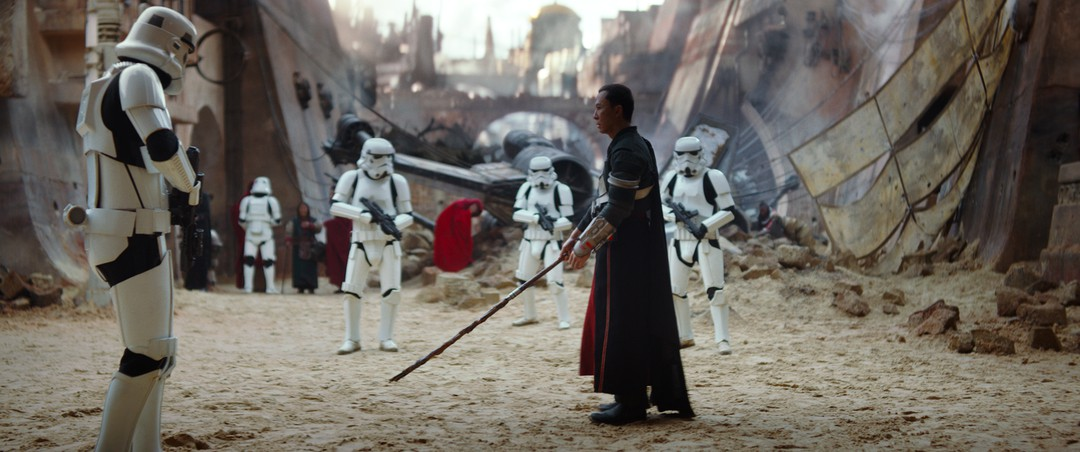 Star Wars Rogue One: Exklusiver Clip - Bild 49 von 84