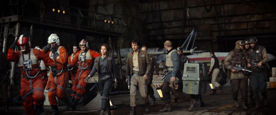 Star Wars Rogue One: Exklusiver Clip - Bild 55 von 84