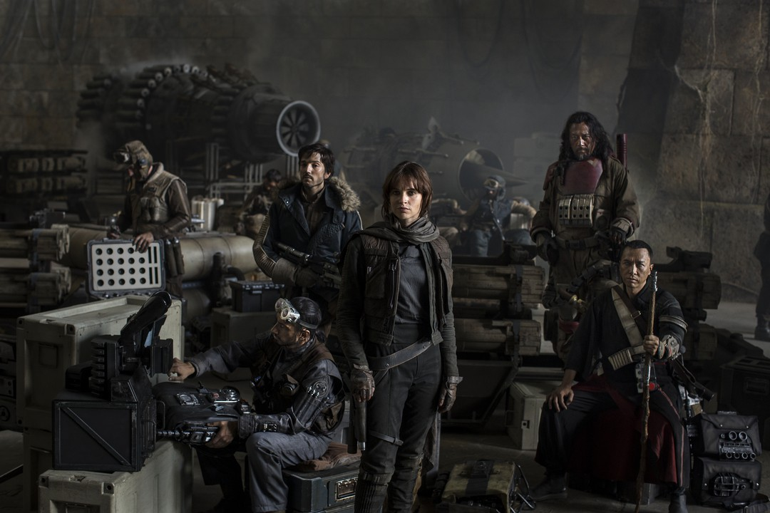 Star Wars Rogue One: Exklusiver Clip - Bild 57 von 84
