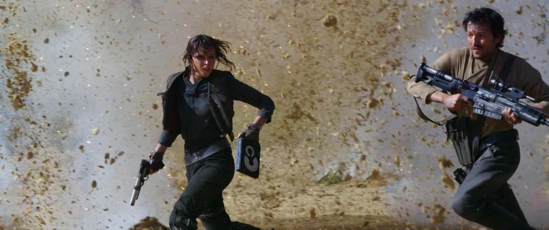 Star Wars Rogue One: Exklusiver Clip - Bild 62 von 84
