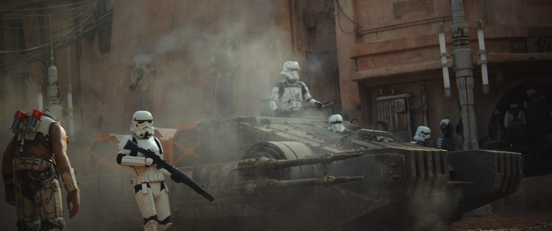 Star Wars Rogue One: Exklusiver Clip - Bild 76 von 84