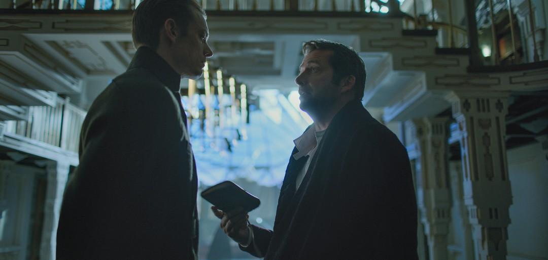 Altered Carbon Trailer - Staffel 1 - Bild 1 von 6