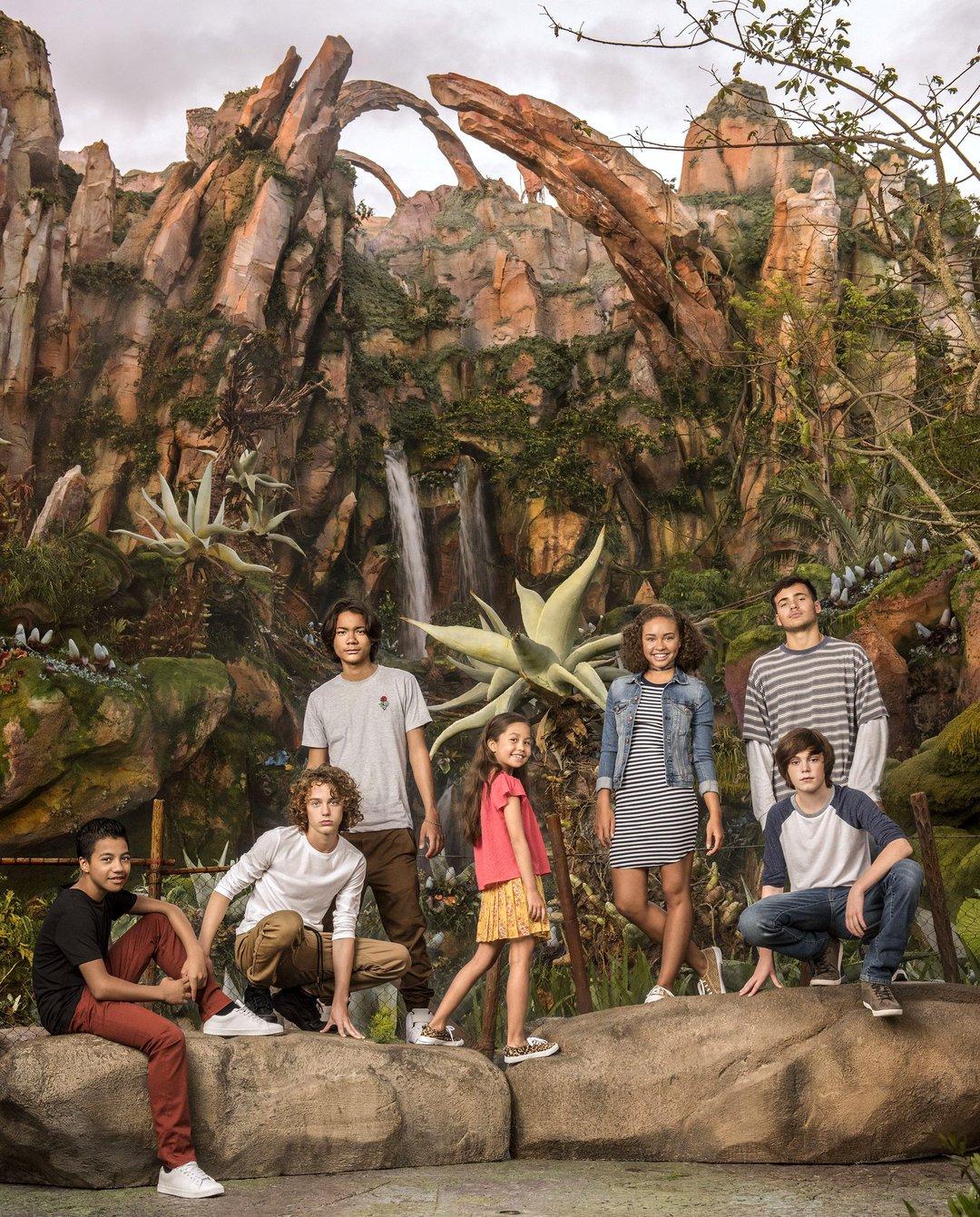 Avatar 2 bis 5: Erstes Foto der neuen Schauspieler - Bild 1 von 1