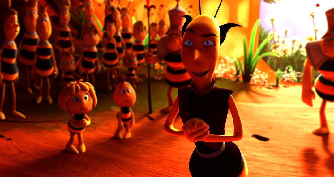 Biene Maja - Die Honigspiele - Bild 1 von 8