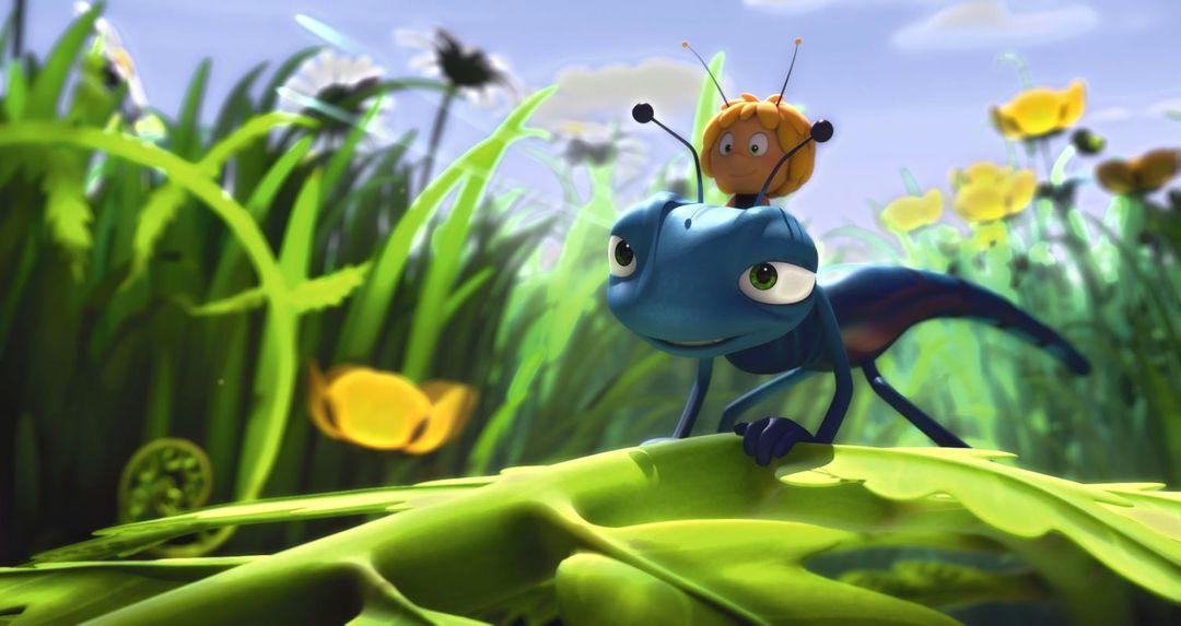 Biene Maja: erster Trailer zu den Honigspielen im Kino - Bild 8 von 8