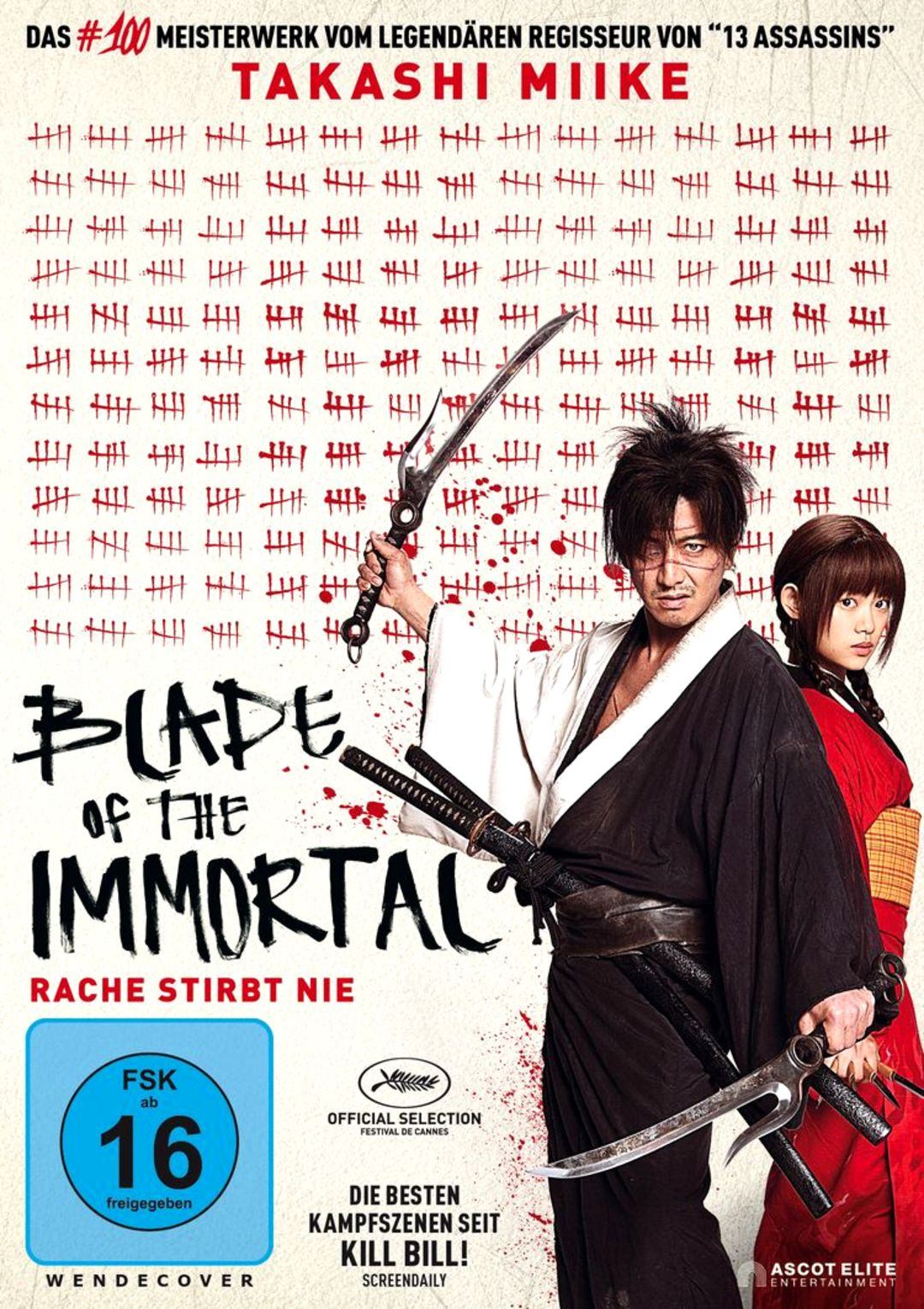 Blade Of The Immortal Trailer - Bild 1 von 15