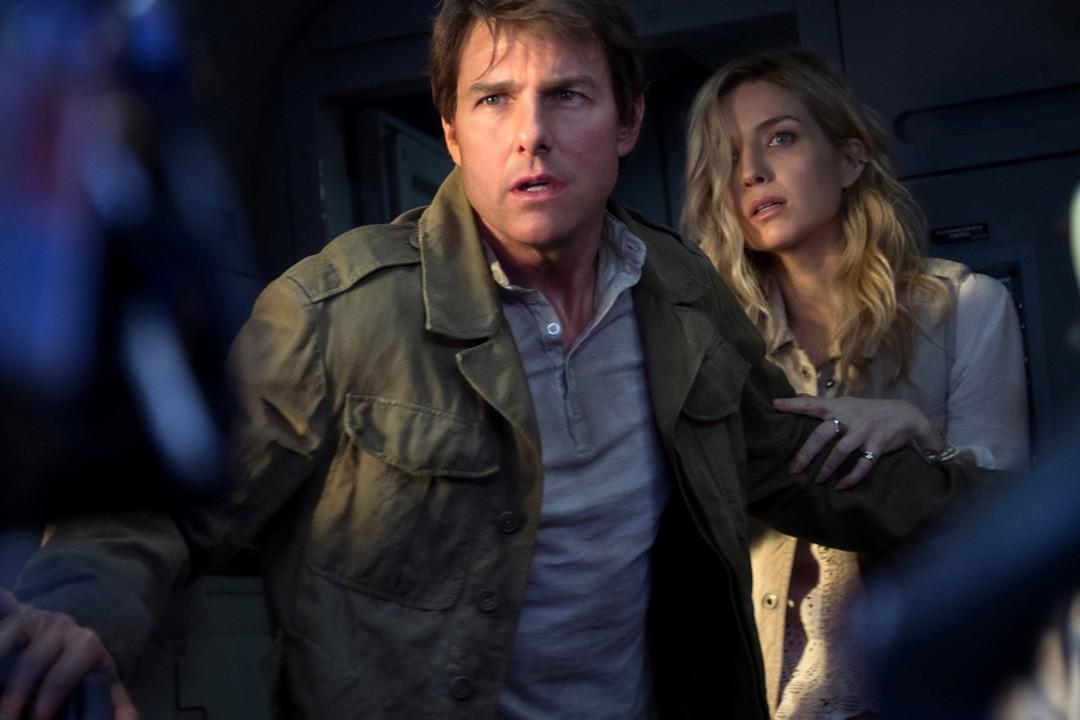 Die Mumie 2017: Tom Cruise wird im neuen Trailer zum Monster - Bild 1 von 13