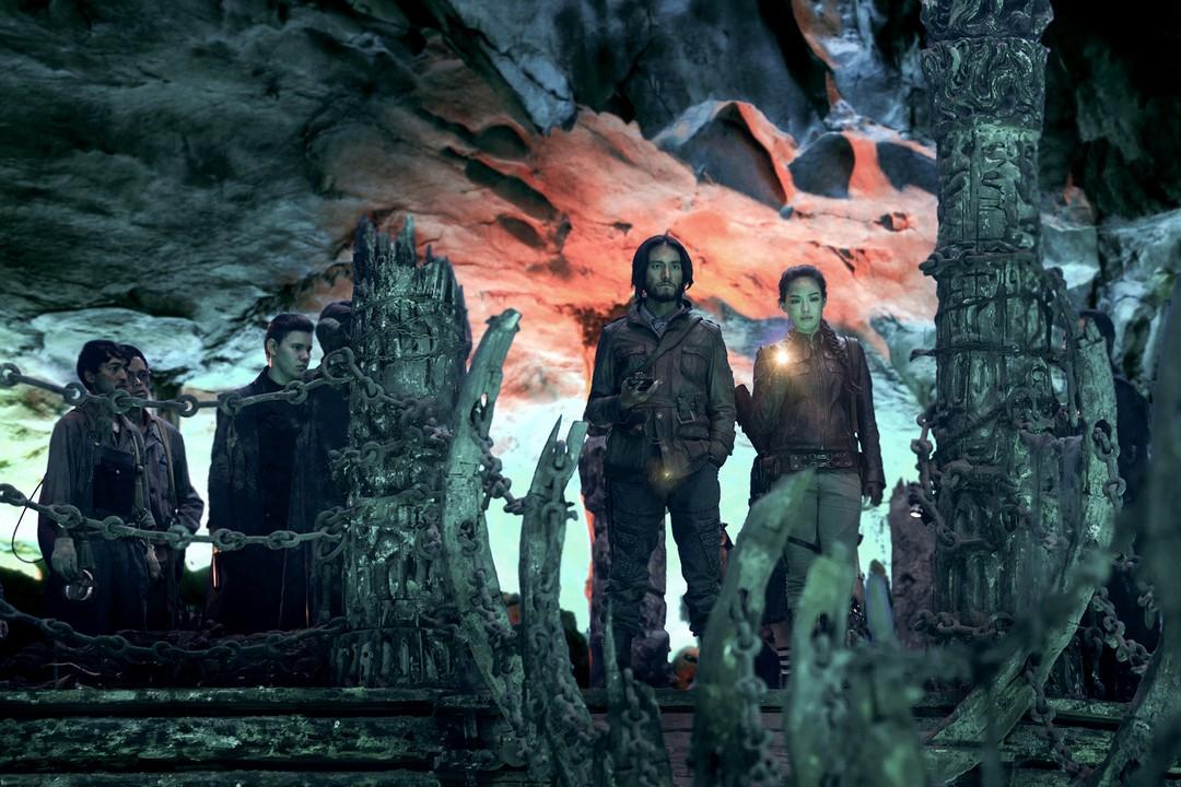 Mojin - The Lost Legend: Trailer zum Action-Blockbuster aus China - Bild 1 von 16