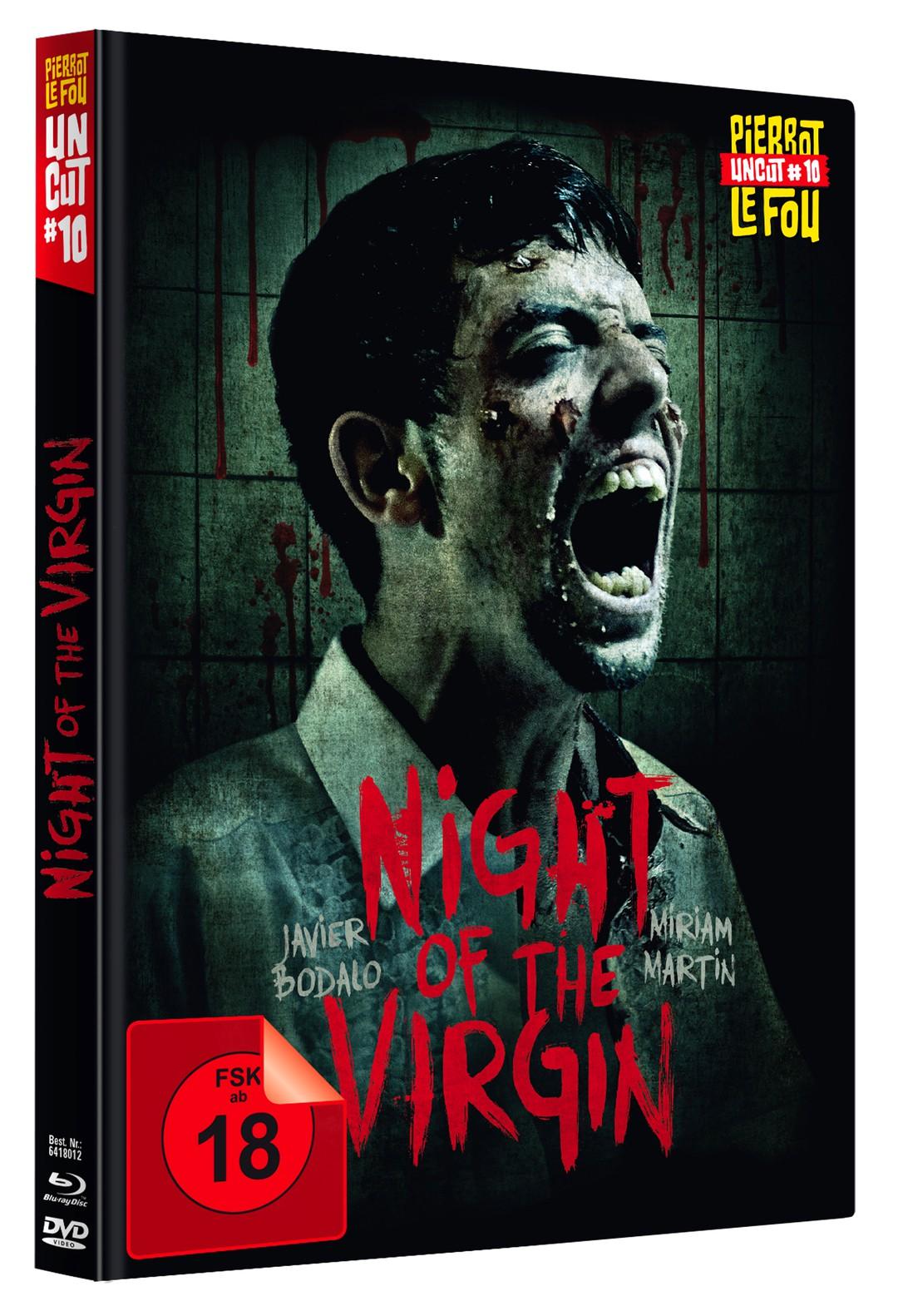 Night Of The Virgin: Exklusiver Trailer zum FSK 18-Horror - Bild 1 von 13