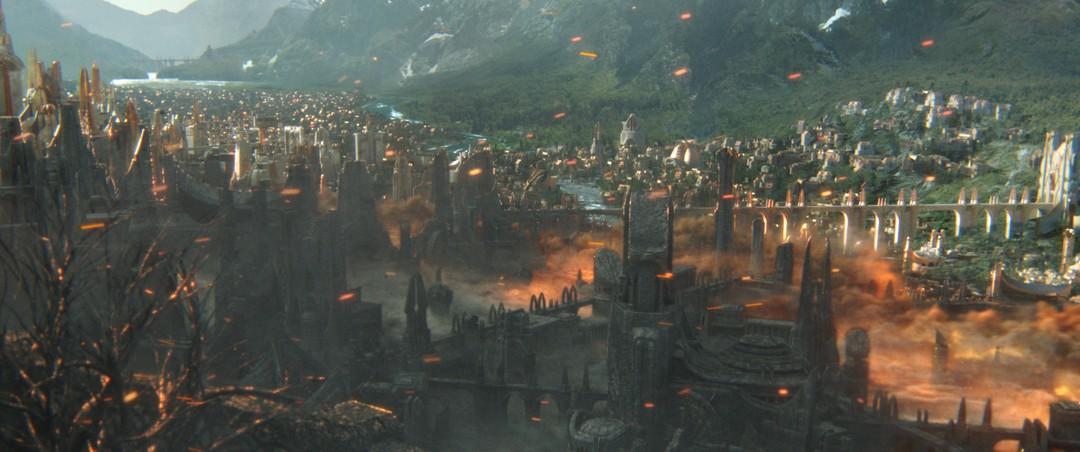 Thor 3: Erster deutscher Trailer mit Hulk - Bild 2 von 34