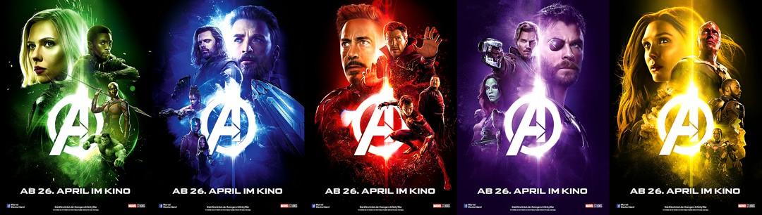 Avengers 3: Das sind die Helden aus Infinity War - Bild 1 von 23