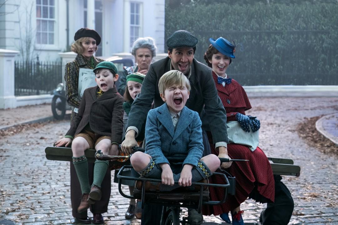 Mary Poppins Rückkehr Trailer - Bild 1 von 9
