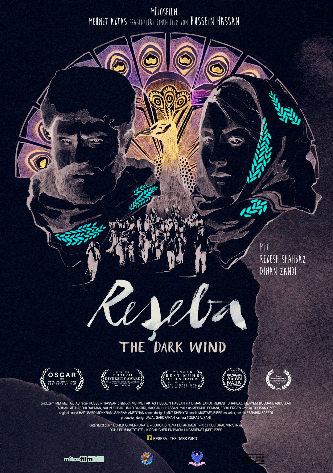 Reseba - The Dark Wind Trailer - Bild 1 von 1