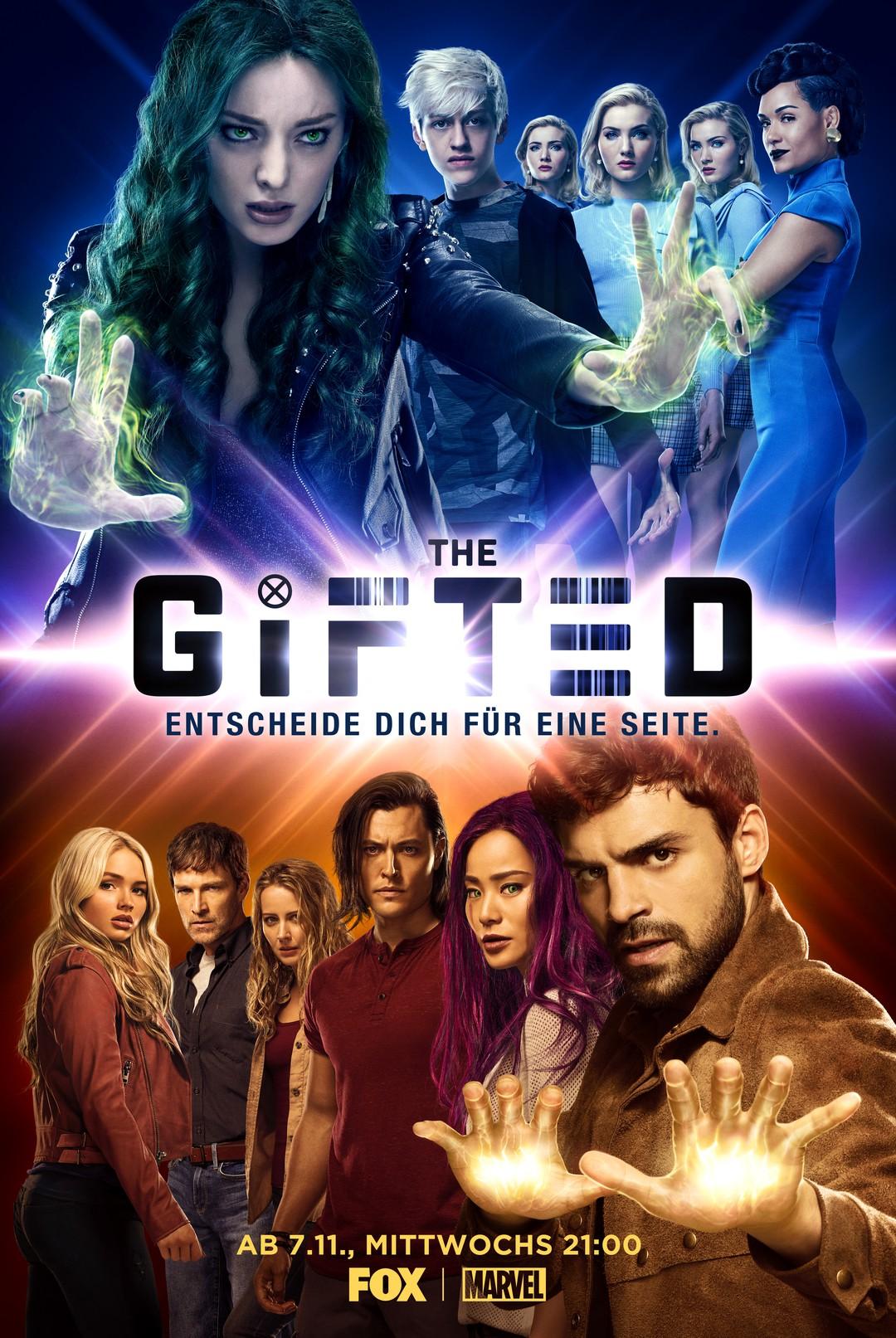 The Gifted S2 - Trailer und TV-Starttermin - Bild 1 von 24