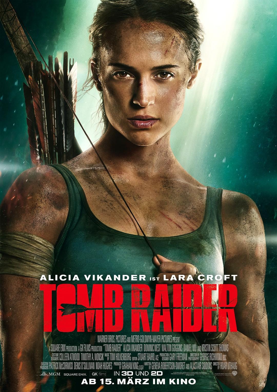 Tomb Raider Trailer - Bild 1 von 12