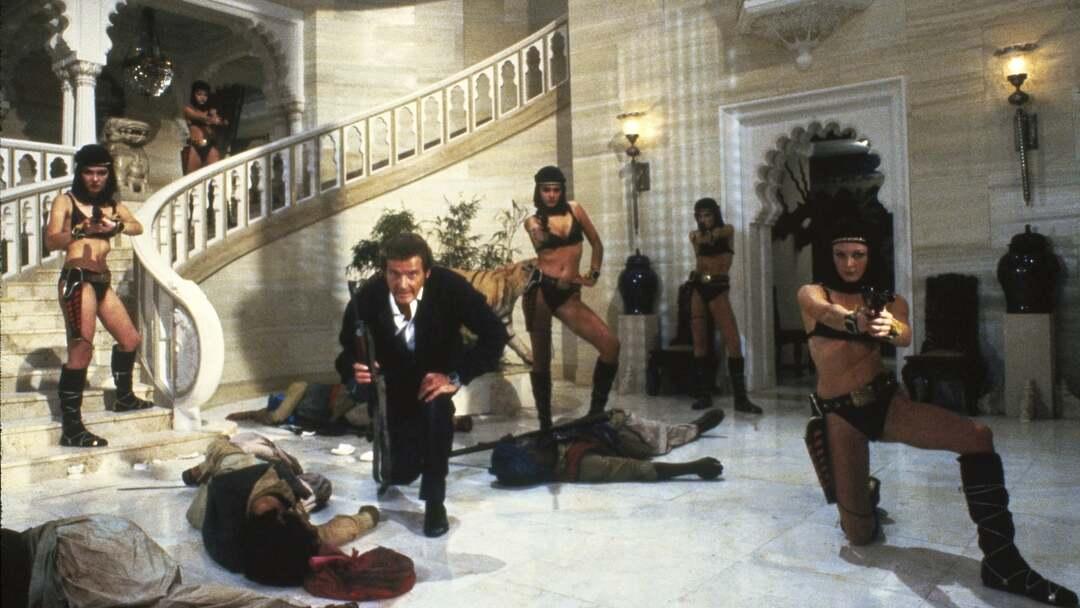 James Bond 007 Octopussy Trailer - Bild 1 von 14