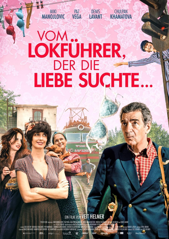 Vom Lokführer Der Die Liebe Suchte Trailer - Bild 1 von 15