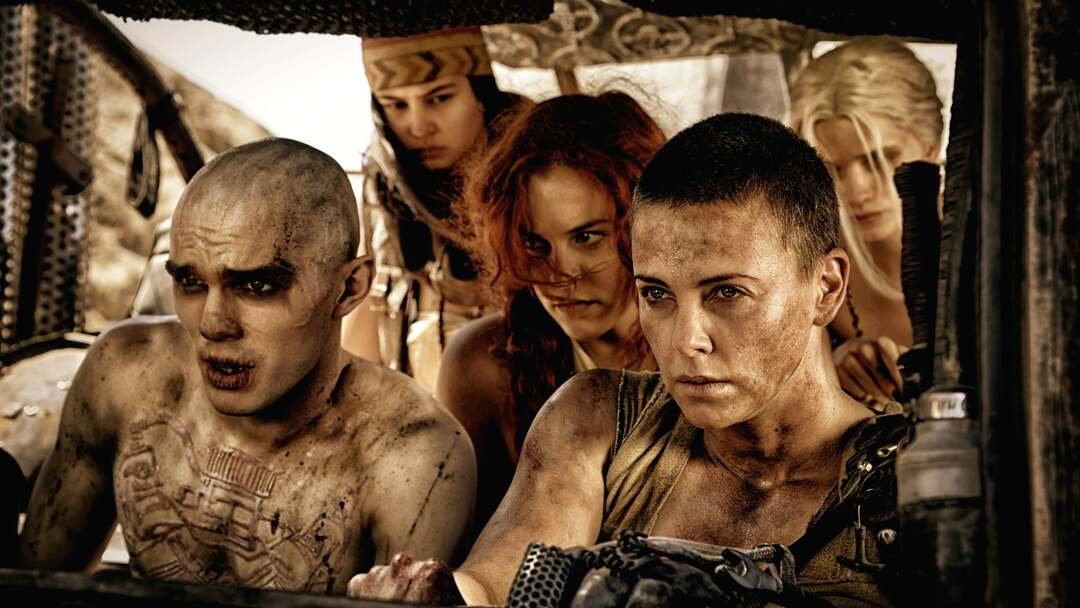 Mad Max 4: Fury Road Trailer - Bild 1 von 62