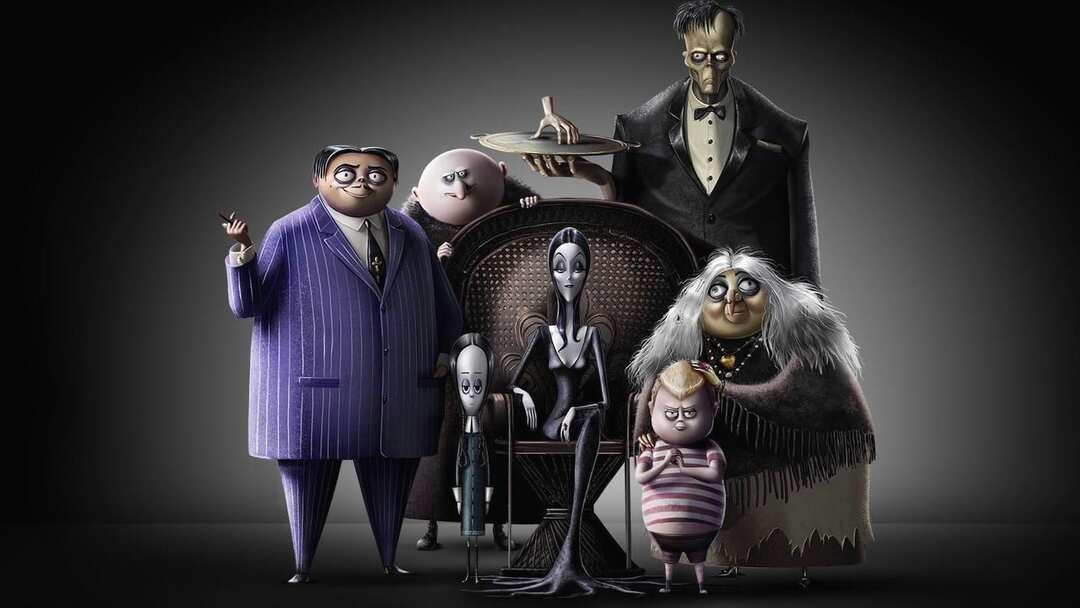 Die Addams Family Trailer - Bild 1 von 1