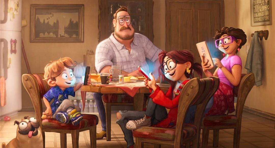 Connected Trailer - Familie Verbindet - Bild 1 von 2