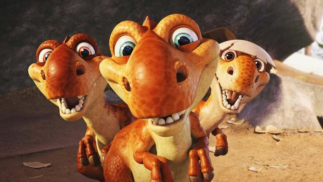 Ice Age 3 Trailer - Die Dinosaurier sind los - Bild 1 von 7
