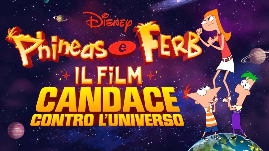 Phineas und Ferb – Der Film: Candace gegen das Universum Trailer - Bild 1 von 11