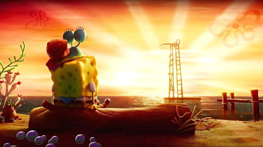 Spongebob Schwammkopf: Eine Schwammtastische Rettung Trailer - Bild 1 von 10
