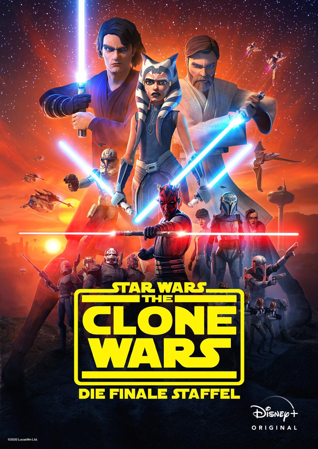 Star Wars: The Clone Wars Trailer - Bild 1 von 67