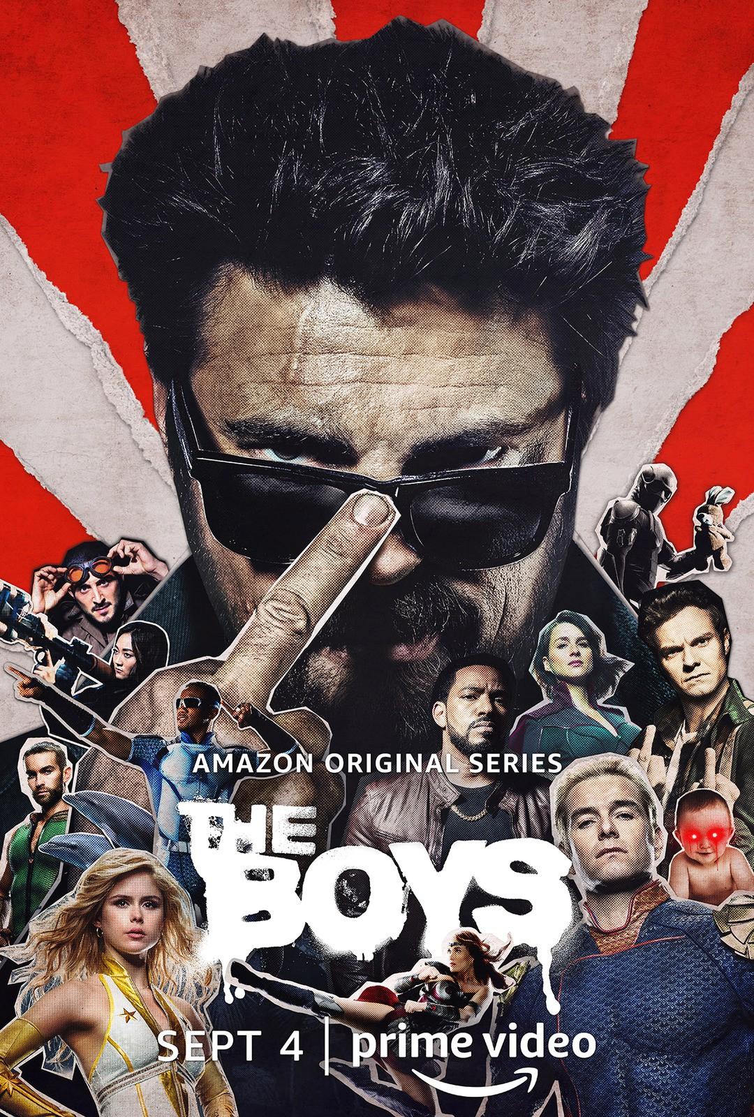 Noch blutiger, noch krasser, noch verrückter - Neuer Trailer zur zweiten Staffel The Boys - Bild 1 von 18