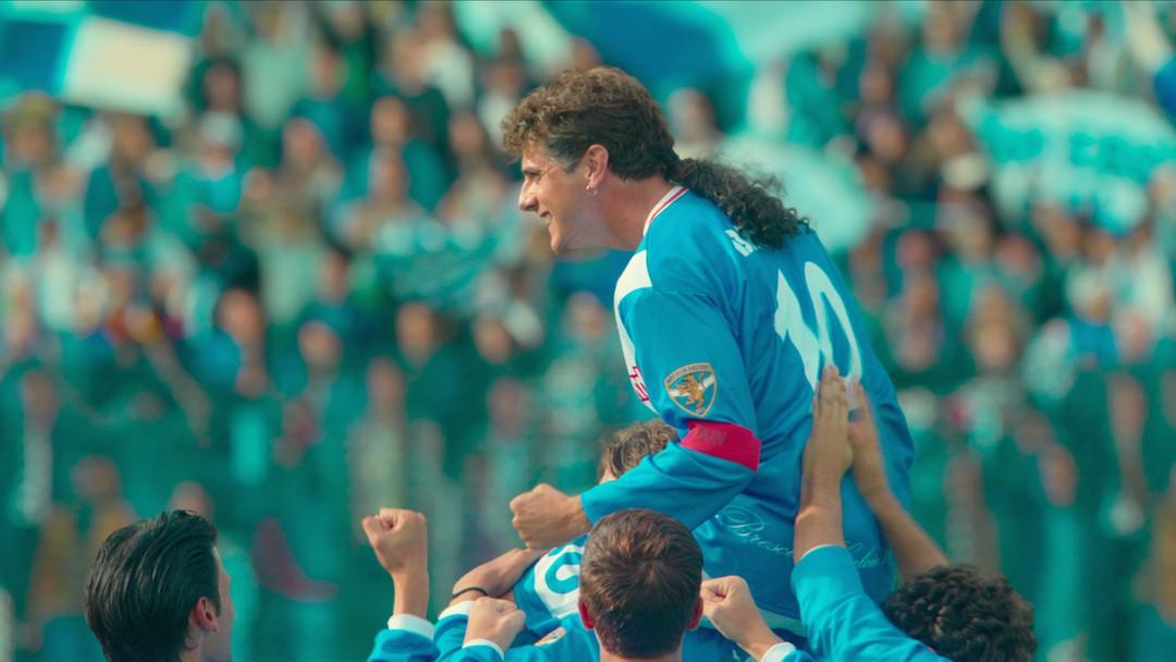 Bild zu Baggio - Das Göttliche Zöpfchen