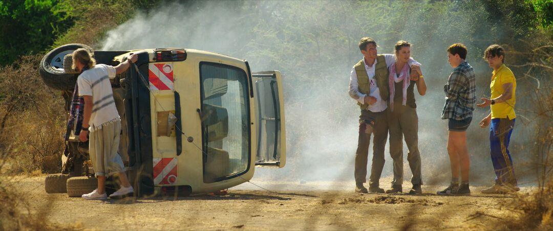 Bild zu Danger Park - Tödliche Safari
