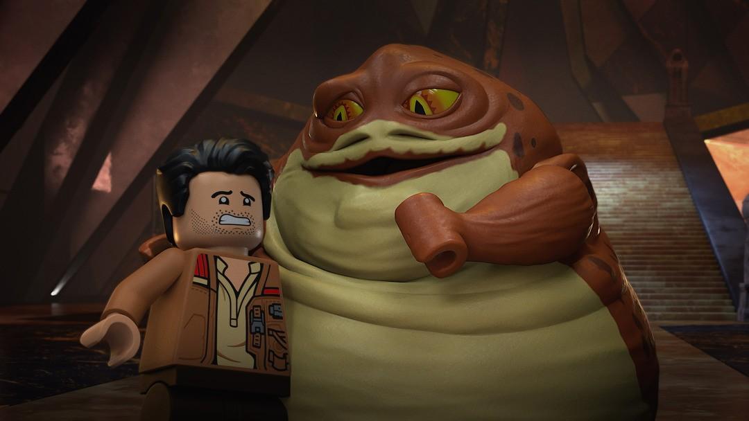 Bild zu LEGO Star Wars Gruselgeschichten