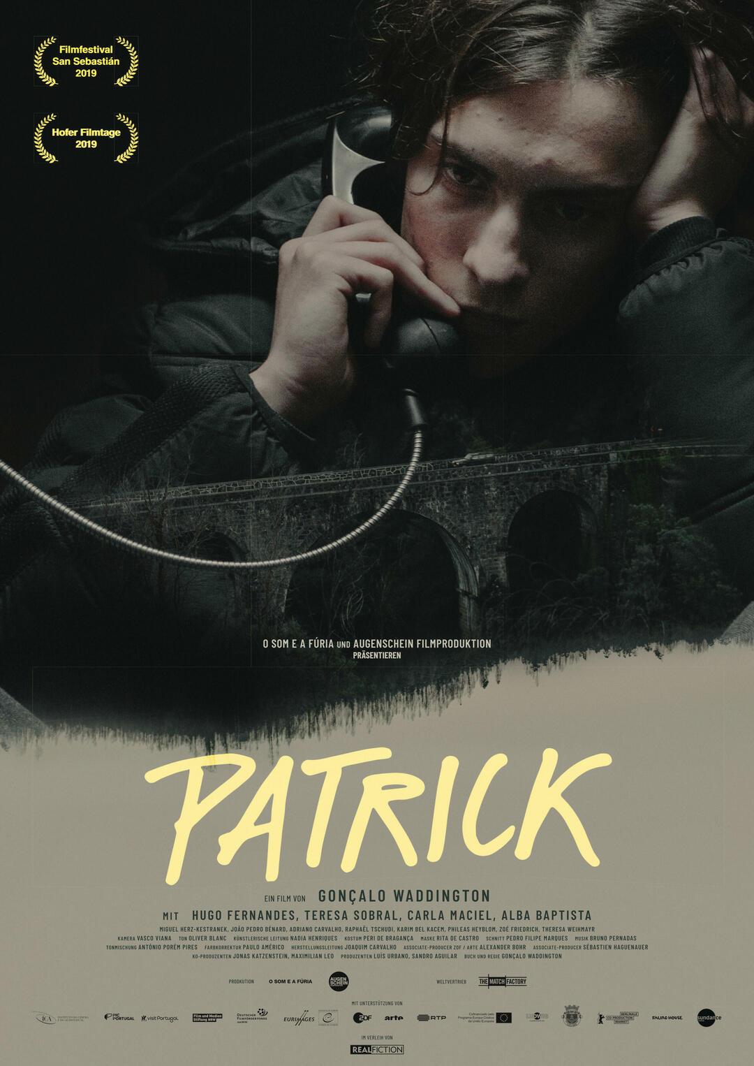 Bild zu Patrick