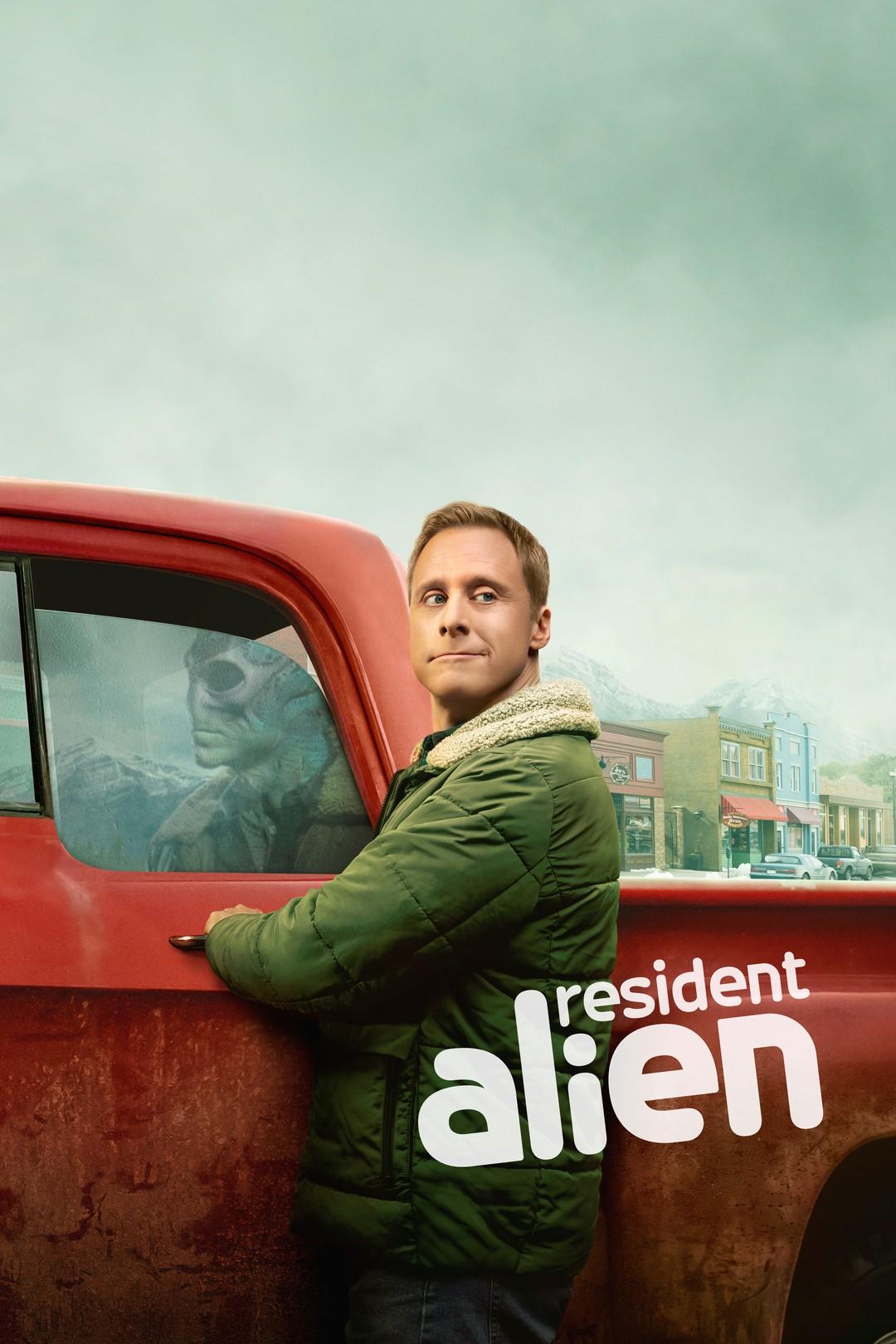 Bild zu Resident Alien