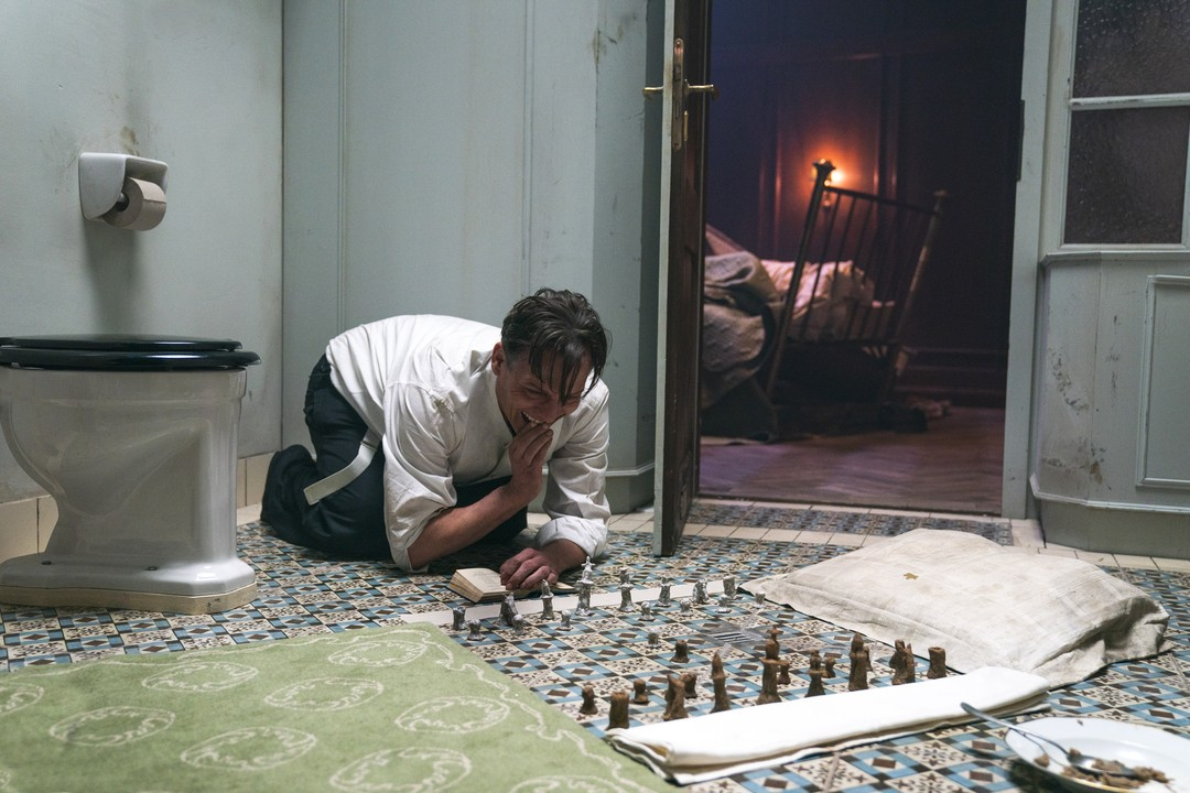 Bild zu Schachnovelle