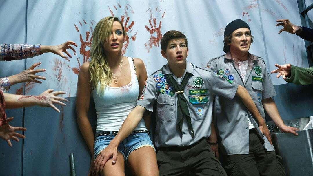 Bild zu Scouts vs. Zombies - Handbuch zur Zombie-Apokalypse
