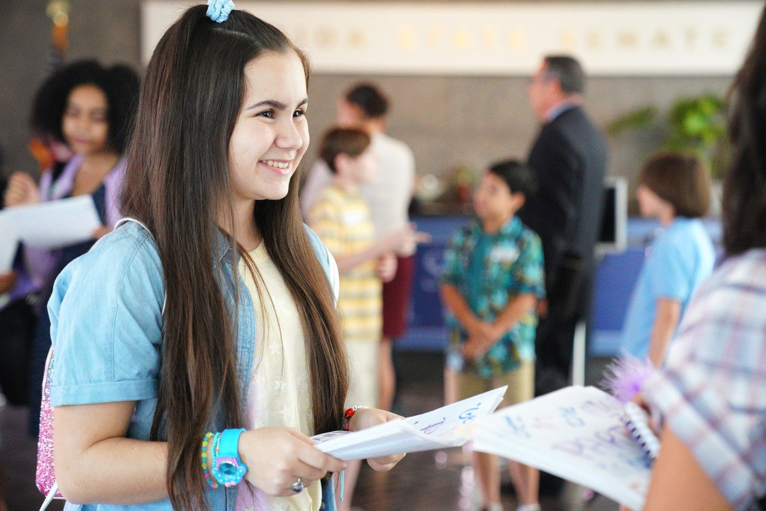 Bild zu Tagebuch einer zukünftigen Präsidentin