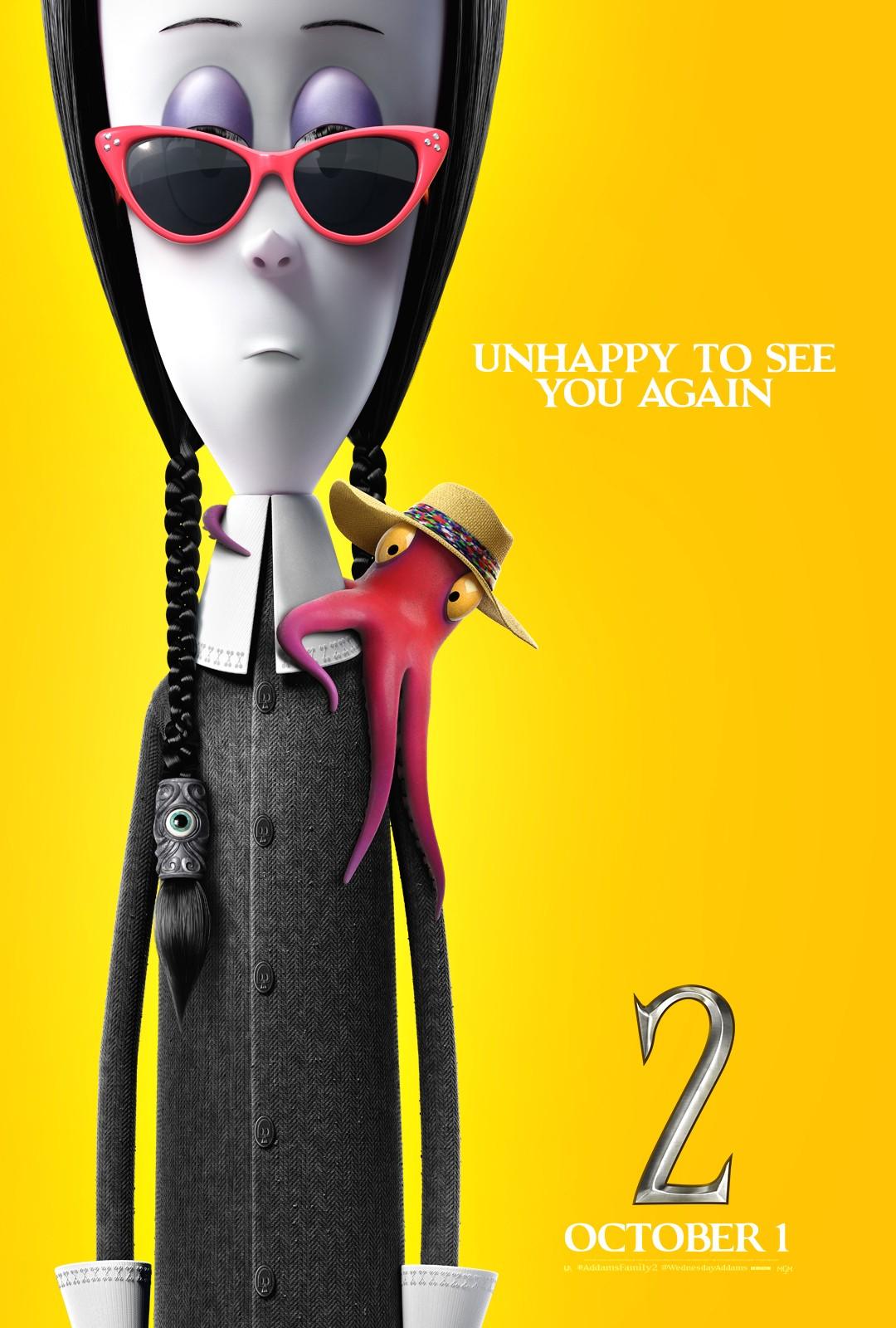 Bild zu The Addams Family 2