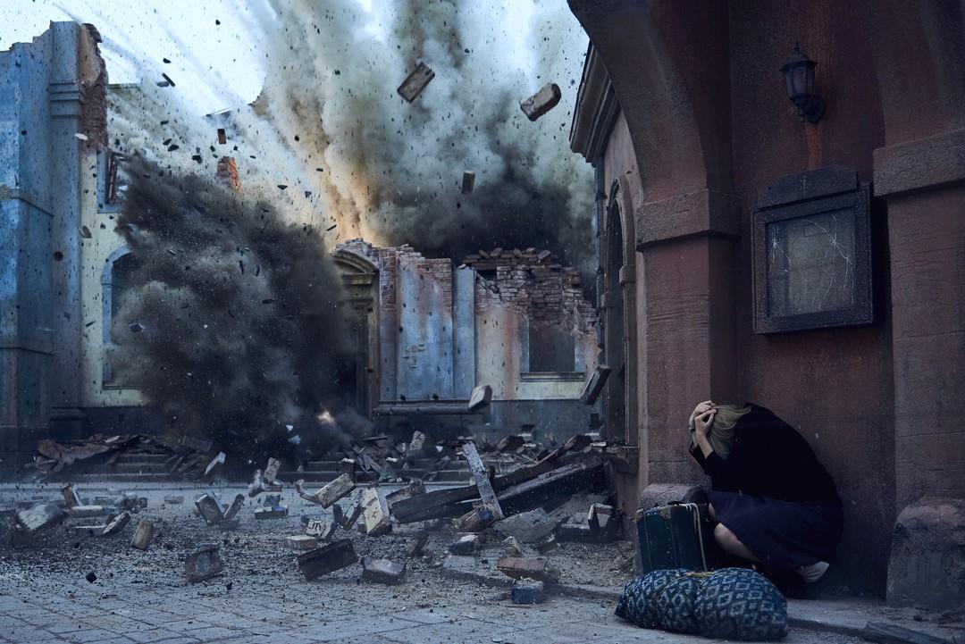 Bild zu World On Fire